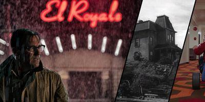 Shining, Psychose, El Royale : les grands hôtels de cinéma vus par Jeff Bridges, Dakota Johnson, John Hamm...