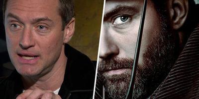 Les Animaux Fantastiques : comment Jude Law est devenu Dumbledore