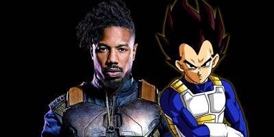 Et si Dragon Ball Z avait inspiré à Black Panther le look de son méchant?