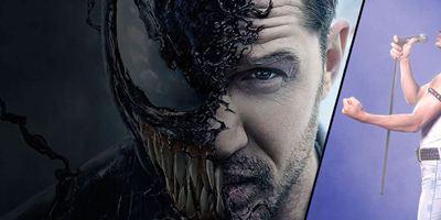 Venom, Bohemian Rhapsody, The Greatest Showman : ces 3 films ont divisé critiques et spectateurs en 2018