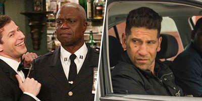 Marvel's The Punisher, Brooklyn Nine-Nine, Plus Belle la Vie... Les rendez-vous séries du 14 au 20 janvier