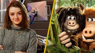 Early Man : Maisie Williams donne de la voix pour les créateurs de Shaun le mouton