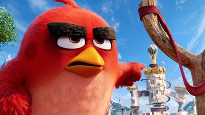 Angry Birds : les oiseaux fous furieux se dévoilent en 4 extraits !