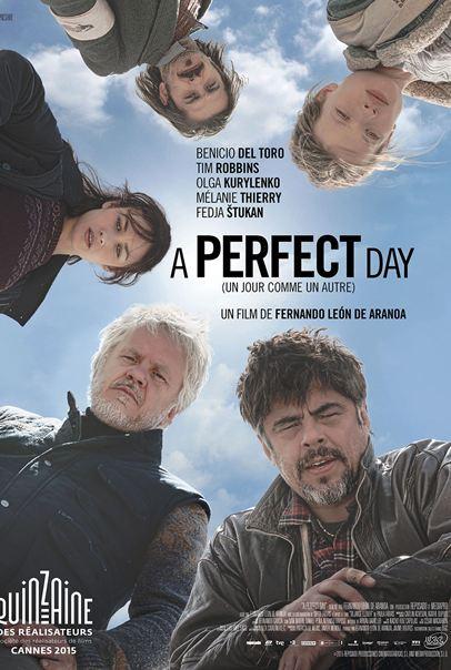 A perfect day, un jour comme un autre [BDRip] Fran