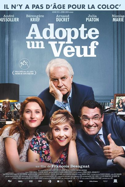 Adopte Un Veuf [BDRip] Francais