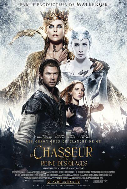 Le Chasseur et la reine des glaces [BRRiP] Francai