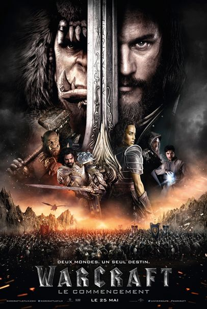Warcraft : Le commencement [HDRip] TrueFrench