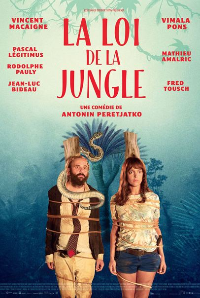 La Loi de la jungle [DVDRiP] Francais