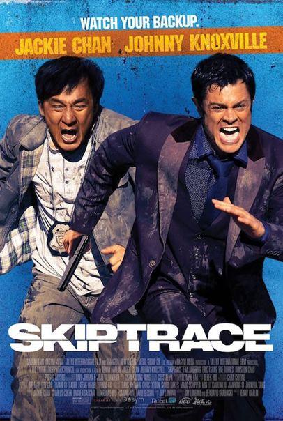 Skiptrace [DVDRiP] Francais