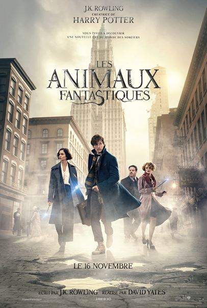 Les Animaux fantastiques [HD TS] TrueFrench