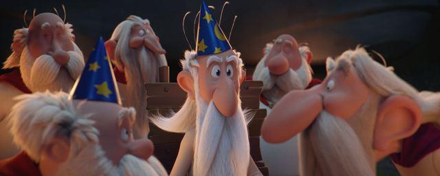 Ad Astra, Destroyer, Astérix - Le Secret de la Potion Magique... Les photos ciné de la semaine