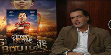 """""""La Nouvelle Guerre des boutons"""" : rencontre avec Christophe Barratier ! [VIDEO]"""