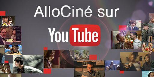 AlloCiné sur Youtube : abonnez-vous !
