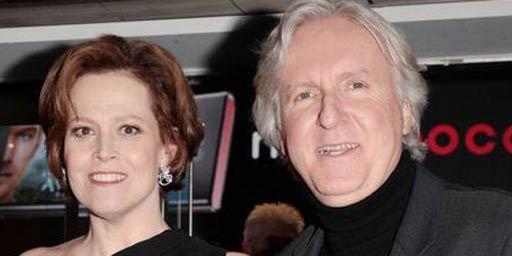 James Cameron et Sigourney Weaver s'attaquent aux dangers du changement climatique