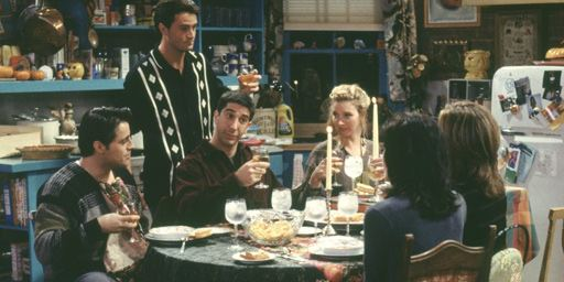Friends : les 5 meilleurs épisodes de Thanksgiving !