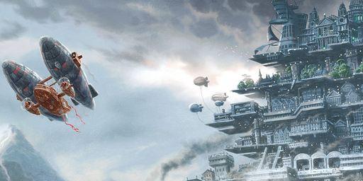 Mortal Engines : la saga de Peter Jackson prévue pour 2018