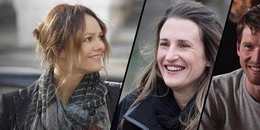 Vanessa Paradis, Camille Cottin et Pierre Deladonchamps en plein Big Bang