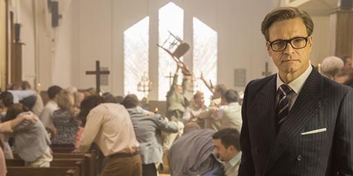 Kingsman sur Ciné+ Premier : et si DiCaprio avait joué dans le film...