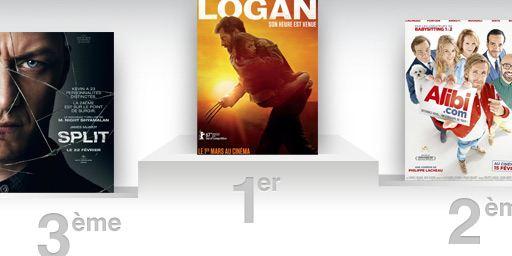 Box-office France : Logan sort les griffes et déchire tout !
