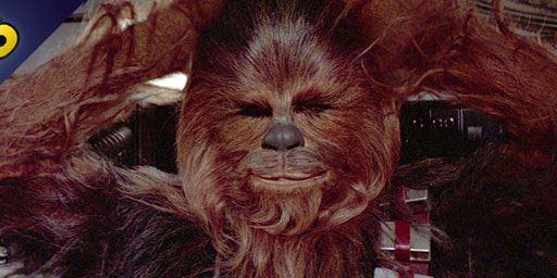 Chewbacca : 5 choses étonnantes à savoir sur le wookie de Star Wars