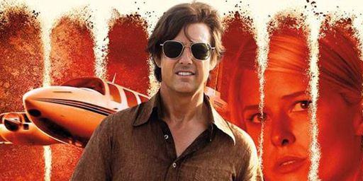 """American Traffic : """"Tom Cruise incarne un précurseur de Fed-Ex... sauf que la marchandise est illégale"""""""