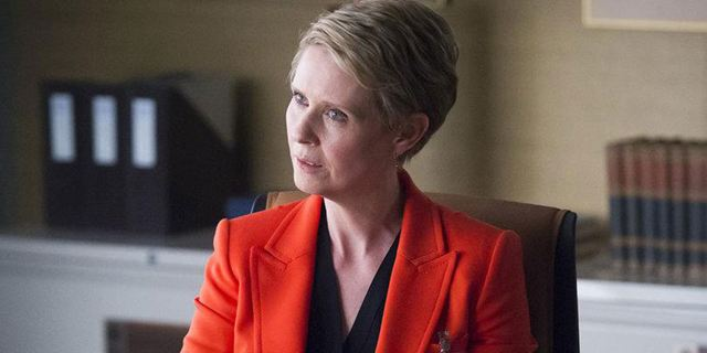 Cynthia Nixon, de Sex & the City au poste de Gouverneur de New York