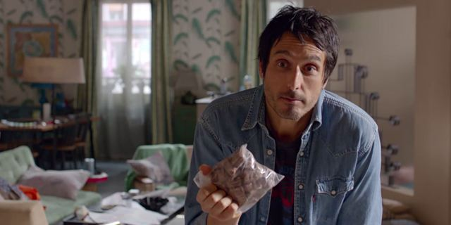 Teaser Daddy Cool avec Vincent Elbaz : pas caca, 3 chocolats !