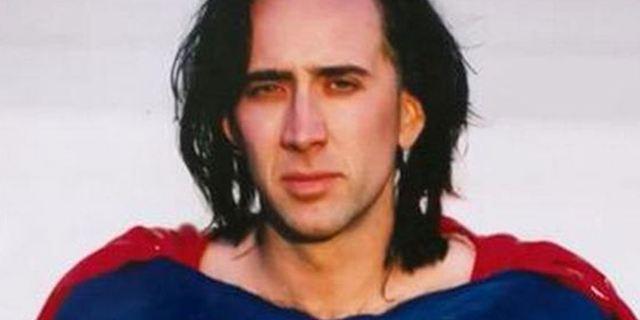 """Superman Lives : pour Nicolas Cage, le projet avorté est """"plus puissant"""" que les autres films"""