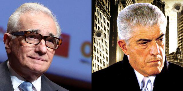 Martin Scorsese rend hommage à Frank Vincent