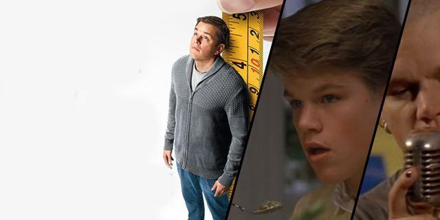 "Downsizing et 15 ""tout petits rôles"" de Matt Damon"