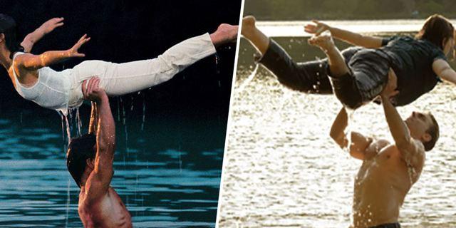 Dirty Dancing : les personnages dans la version de 1987 et celle de 2017