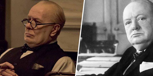 Rami Malek, Gary Oldman... Quel acteur ressemble le plus au personnage historique qu'il incarne ?