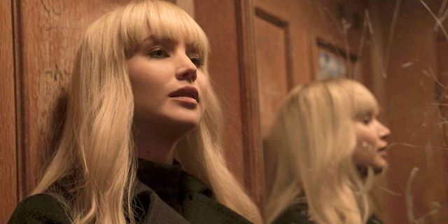 Bande-annonce Red Sparrow : Jennifer Lawrence en sulfureuse espionne russe