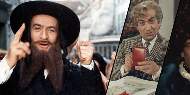 Louis de Funès : de Rabbi Jacob à Fantômas, retour sur 15 déguisements marquants