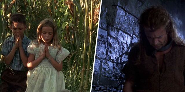 Braveheart, Forrest Gump... 10 prières inspirantes au cinéma