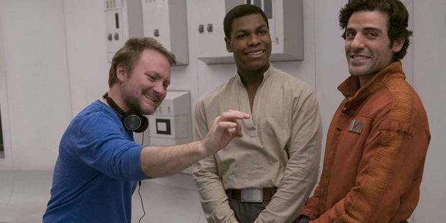 Star Wars : Rian Johnson appelle à plus de diversité derrière la caméra pour les nouveaux films