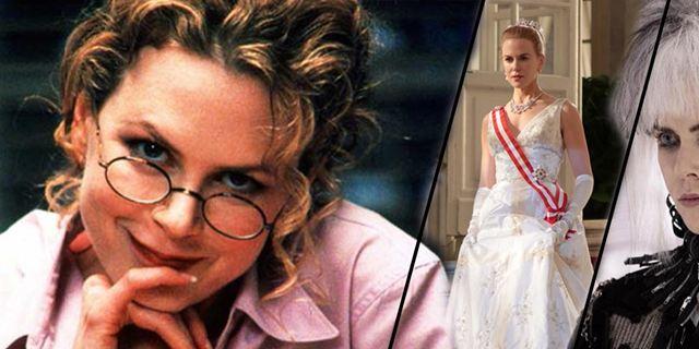 Punk, princesse ou sexy en diable... 15 looks de Nicole Kidman à travers sa carrière !