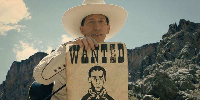 Une bande-annonce pour La ballade de Buster Scruggs, le prochain western des frères Coen
