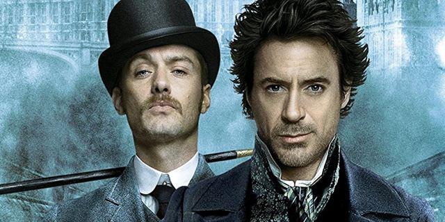Sherlock Holmes : où en est le 3ème film avec Robert Downey Jr. et Jude Law ?
