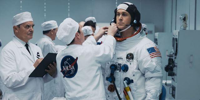 Dans les coulisses de First Man, le film inspiré de la biographie de Neil Armstrong