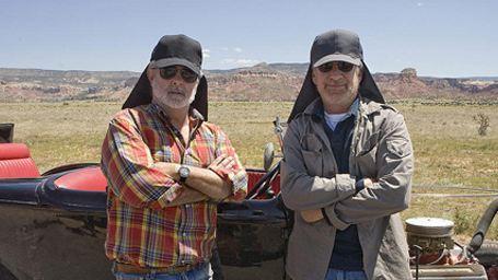 Steven Spielberg et George Lucas pessimistes sur l'avenir du cinéma !