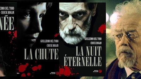 "John Hurt au casting du thriller vampirique ""The Strain"""