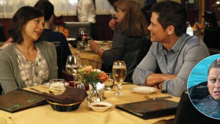 """Parks And Recreation"": Rob Lowe et Rashida Jones quittent Pawnee !"