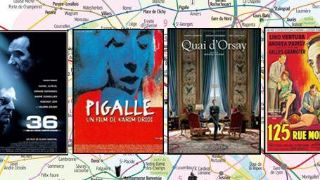 Quai d'Orsay, Gare du Nord, Pigalle... 7 titres, 7 lieux emblématiques de Paris au cinéma [DOSSIER]
