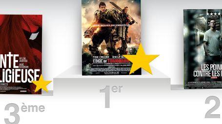 Edge Of Tomorrow : le meilleur film de la semaine selon les spectateurs !