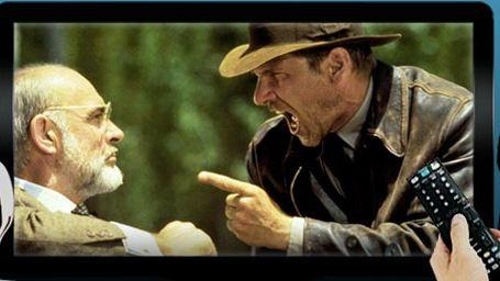"""Ce soir à la télé : on mate """"Indiana Jones et la Dernière croisade"""" et """"No pain no gain"""""""