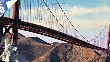 5 moments difficiles pour le Golden Gate de San Francisco [VIDEO]