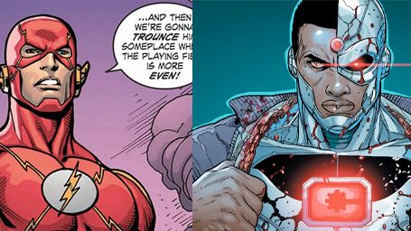Batman V Superman : Flash et Cyborg confirmés, Jena Malone coupée au montage