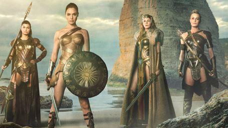 Justice League : deux actrices de Wonder Woman confirmées au casting