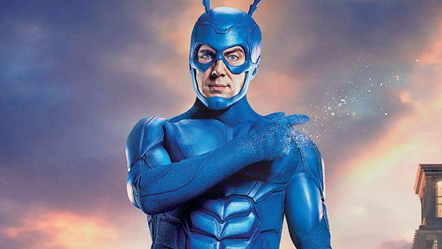 The Tick : le super-héros parodique s'affiche avec les personnages de la série